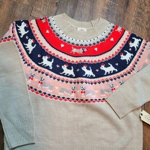St. Johns Bay doggy sweater NWT